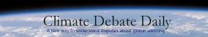Debate sobre el clima